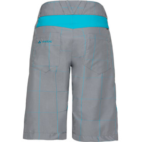 VAUDE Craggy Shorts Women pewter grey